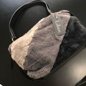 Handbags - NWT Boho Latique Satchel